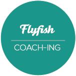 Flyfish COACH-ING Logo